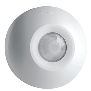 Occupancy Sensor Ceiling Mount in White
