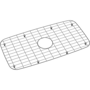 25-7/16 x 13-3/8 in. Bottom Grid in Stainless Steel