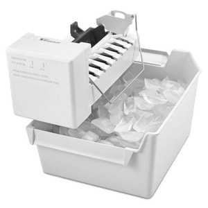 8-87/100 in. Ice Maker Kit for Easy Install Refrigerator