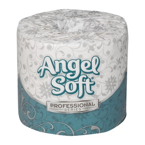 ANGEL SOFT 2 PLY TISSUE WHIT 40/CA