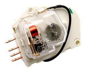 Defrost Timer for Whirlpool ED25QFXHW02, ED25UEXHW00 and ED25VFXHW00 Refrigerator