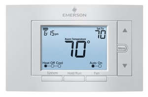 3-3/4 in. 2H/2C and 4H/2C Digital Programmable Thermostat