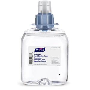 1200ml Advanced Instant Foam Hand Sanitizer (Case of 3)