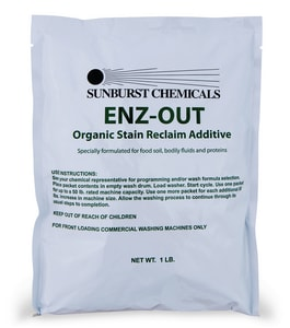 1 LB ENZ-OUT STAIN RECL ADD 8 CA