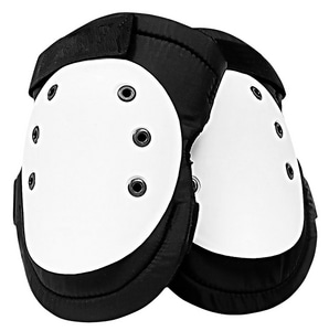 Foam and Plastic Deluxe Knee Pad
