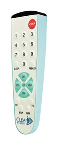 8-1/2 in. Antibacterial Clean Remote
