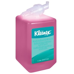 KLEENEX Gentle Lotion Skin Cleanser