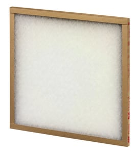 30 x 10 in. Panel Filter Box Frame