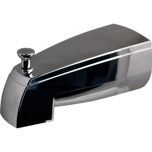 Slip Fit Diverter Spout in Chrome-Plated