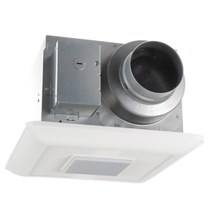 110 cfm Ventilation Fan with Light