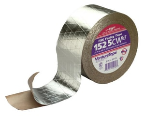 3X50 YD SILV FSK FACING TAPE