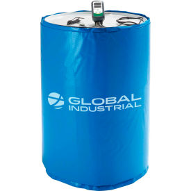 global industrial™ insulated drum heater for 55 gallon drum, up to 145°f, 120v Global Industrial® Insulated Drum Heater For 55 Gallon Drum, Up To 145°F, 120V
