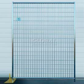 RF1010-WWG Welded Wire Fence, Powder Coated - 5Wx6H 8 Panel Kit