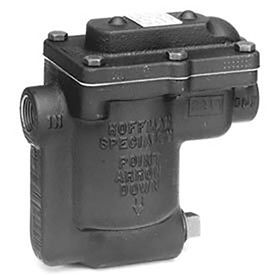 "hoffman specialty® b1125s-2 inverted bucket steam trap 404313, 1/2"" Hoffman Specialty® B1125S-2 Inverted Bucket Steam Trap 404313, 1/2"""