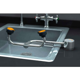 G1805 Guardian Equipment Eye Wash Deck Mounted AutoFlow 90; Right Hand Mounting, G1805