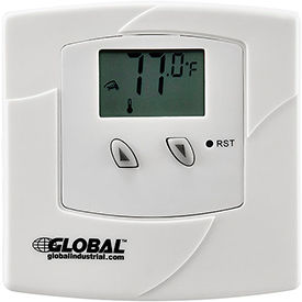 ET180 Non-Programmable Thermostat 24V Heat or Cool Only