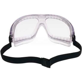 70071542511 3M; Splash Gogglegear; Safety Goggles W/Adjustable Headband, Clear