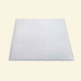 great lakes tin chicago 2 x 2 nail-up tin ceiling tile in gloss white - t60-00 Great Lakes Tin Chicago 2 X 2 Nail-up Tin Ceiling Tile in Gloss White - T60-00