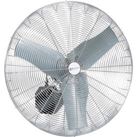 71566 Airmaster Fan I-30-OIW 30 Inch  Wall  Fan 1/3 HP 7800 CFM , Oscillating