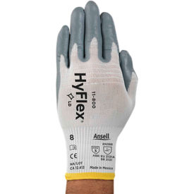 205595 HyFlex; Foam Nitrile Coated Gloves, Ansell 11-800-11, 1-Pair