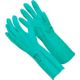 117144 Sol-Vex;  Unsupported Nitrile Gloves, Ansell 37-155-10, 1-Pair