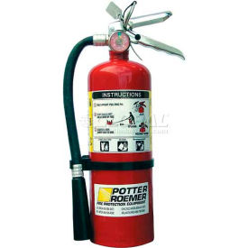 potter roemer portable fire extinguisher, fits 5 lbs. extinguisher Potter Roemer Portable Fire Extinguisher, Fits 5 Lbs. Extinguisher
