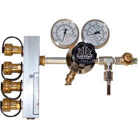air systems international 4-outlet breathing air regulator/manifold, 5000 psi, hansen, hp-cw1-347 Air Systems International 4-Outlet Breathing Air Regulator/Manifold, 5000 PSI, Hansen, HP-CW1-347