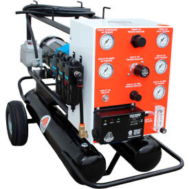 air systems international explosion-proof auto-air™ compressor system, hansen, ta3-axaf Air Systems International Explosion-Proof Auto-Air™ Compressor System, Hansen, TA3-AXAF