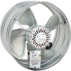 35316 Broan 35316 Powered Gable Mount Attic Ventilator - 1600 CFM For Attics Up to 2280 Sq. Ft.