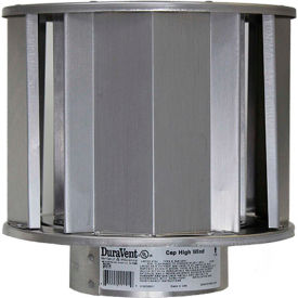 "6"" diameter vent cap 1811.vt.600 for roof or wall (metalbestos) 6"" Diameter Vent Cap 1811.VT.600 for Roof or Wall (Metalbestos)"