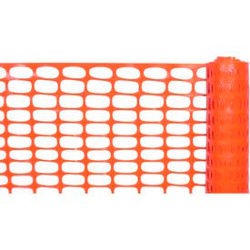 03-902 Lightweight Barrier Fence, Orange 4W X 100L