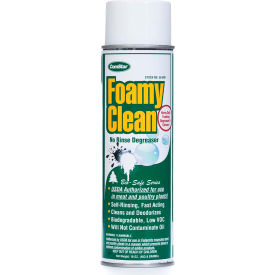 55-099 Foamy Clean; No Rinse Coil Cleaner