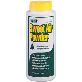 60-620 Sweet Air Powder; Odor Remover & Absorbent 15 Oz.