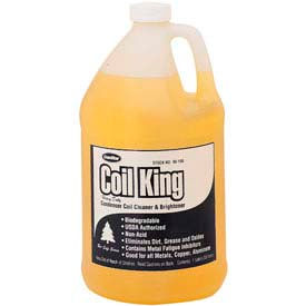 90-100 Coil King; External Condenser Coil Cleaner And Brightener