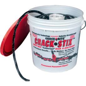"crack stix™ 125 ft. medium 1/2"" permanent blacktop crack filler - 2050 Crack Stix™ 125 FT. Medium 1/2"" Permanent Blacktop Crack Filler - 2050"
