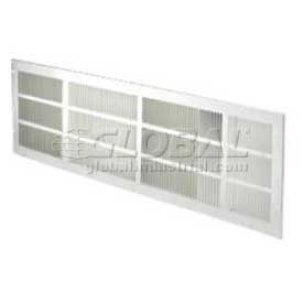 5304480557 Frigidaire; PTAC Aluminum Stamped Grille, 5304480557, Clear