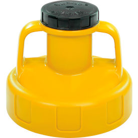 100209 Oil Safe Utility Lid, Yellow, 100209