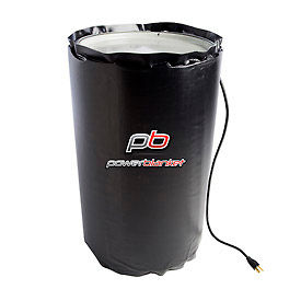 BH15RR Powerblanket; Insulated Drum Heater BH15RR 15 Gallon Capcity 100;F Fixed