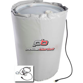 BH55PROG Powerblanket; 55 Gallon Drum Heating Blanket BH55PROG 145;F Adjustable