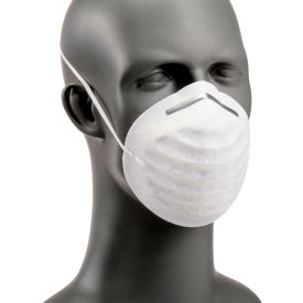1501 Nuisance Dust Mask, GERSON 1501, Box of 50