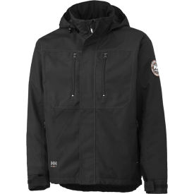 helly hansen berg insulated jacket, black, large, 76200-l Helly Hansen Berg Insulated Jacket, Black, Large, 76200-L