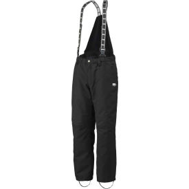 helly hansen berg insulated bib pant, black, medium, 76400-990-m Helly Hansen Berg Insulated Bib Pant, Black, Medium, 76400-990-M