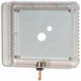 honeywell medium universal thermostat guard w/ clear cover and base opaque wallplate tg511a1000 Honeywell Medium Universal Thermostat Guard W/ Clear Cover And Base Opaque Wallplate TG511A1000