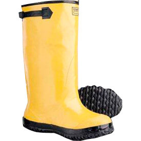 comfitwear® slush boots, size 8, rubber, yellow, 1-pair ComfitWear® Slush Boots, Size 8, Rubber, Yellow, 1-Pair