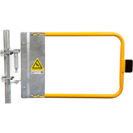 "SGNA036PC Kee Safety SGNA036PC Self-Closing Safety Gate, 34.5"" - 38"" Length, Safety Yellow"