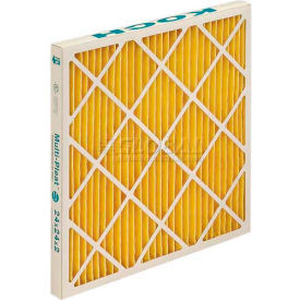 "102-499-016 Koch; Filter 102-499-016 Merv 11 Std. Cap. Xl11 Pleated Panel Ext. Surface 16""W x 20""H x 2""D"