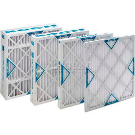 "102-701-009 Koch; Filter 102-701-009 Merv 8 High Capacity Xl8 Pleated Extended Surface 20""W x 25""H x 1""D"