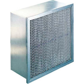 "110-730-001 Koch; Filter 110-730-001 90-95% Single Header Multi-Cell Extended Surface 24""W x 24""H x 12""D"