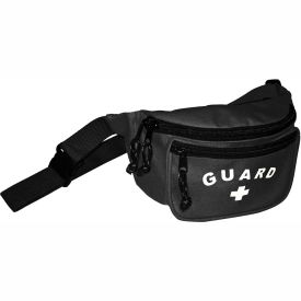 kemp fanny pack with screenprint guard, black, 10-103-blk Kemp Fanny Pack With Screenprint Guard, Black, 10-103-BLK
