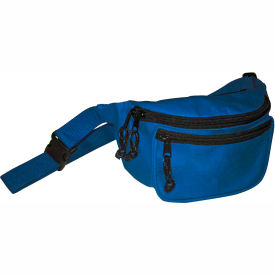 kemp fanny pack with screenprint guard, navy, no logo, 10-103-nvy-nl Kemp Fanny Pack With Screenprint Guard, Navy, No Logo, 10-103-NVY-NL